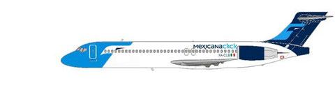 Zweitgrößter Nutzer der Boeing 717/Courtesy and Copyright: md80design