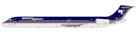 Midwest Express MD-88/Courtesy and Copyright: md80design
