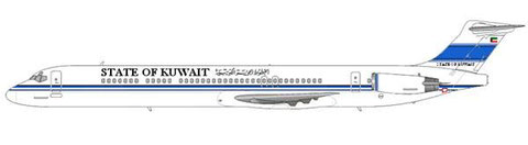 "MD-83 im Dienste der ""State of Kuwait""/Courtesy: md80design"