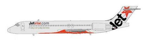 Anfänge mit der Boeing 717/Copyright: MD-80.net