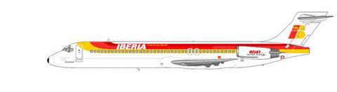 Großkunde für die MD-87/Courtesy: md80design