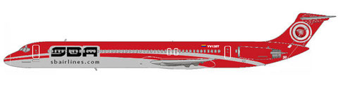 SBA Airlines MD-80/Courtesy: md80design