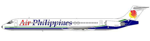 Air Philippines MD-82/Courtesy and Copyright: md80design