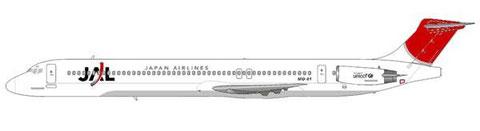 """MD-81 (hier noch nicht mit """"Express""""-Titeln)/Courtesy and Copyright: md80design"""