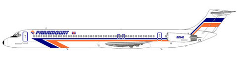 Paramount Airways MD-83/Courtesy and Copyright: md80design