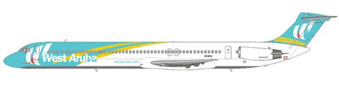 MD-82 im neuen Farbkleid/Courtesy and Copyright: md80design
