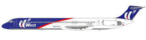 MD-80 im neuen Farbkleid/Courtesy and Copyright: md80design