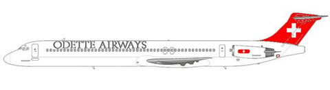 Odette Airways MD-83/Courtesy and Copyright: md80design