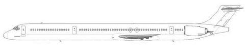 Eine der MD90-40-Konzepte/Courtesy: MD-80.com