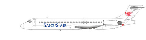 Saicus Air MD-87/Courtesy: md80design