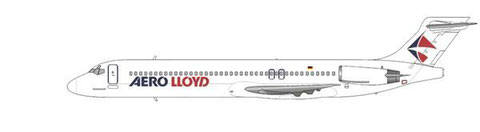 Nur eine MD-87 erhielt das spätere Farbkleid/Courtesy and Copyright: md80design