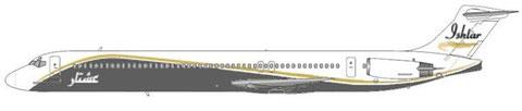 So hätte die MD-83 ausgesehen/Courtesy and Copyright: md80design