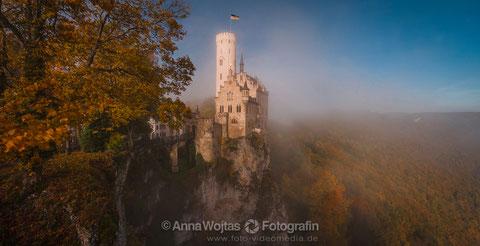 """Schloss Lichtenstein - """"Märchenschloss Württembergs"""""""