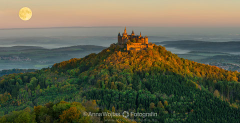 Burg Hohenzollern - Baden-Württemberg