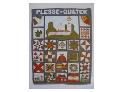 Die Plesse-Quilter, mein Club! In Bovenden.