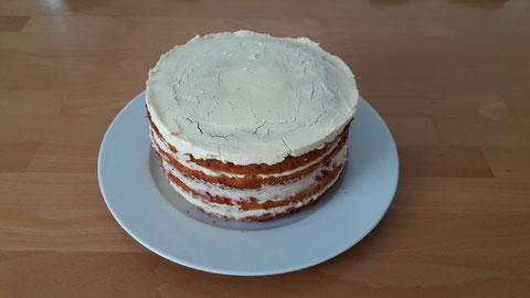 Duplo Torte Lovelycakes Webseite