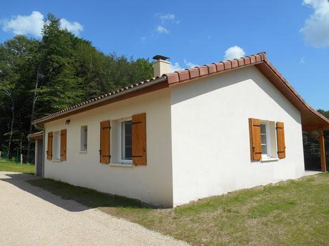 Gîte-vallée de la Dordogne.