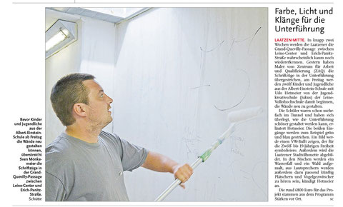 Leine-Nachrichten v. 07.09.2011