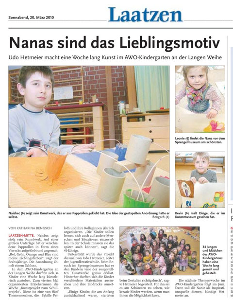 Leine-Nachrichten v. 20. März 2010