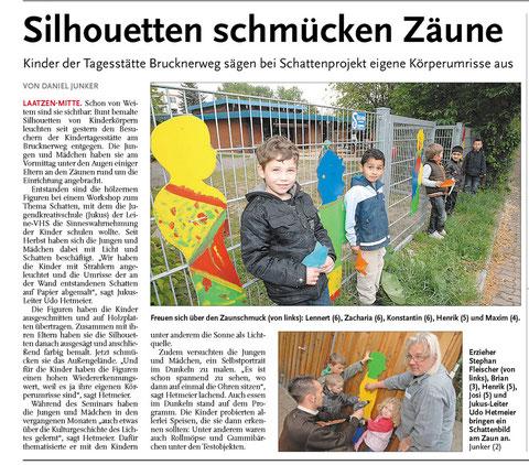 Leine-Nachrichten 05.05.2011