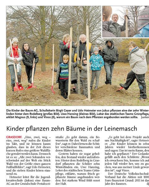 Leine-Nachrichten v. 17.11.2011