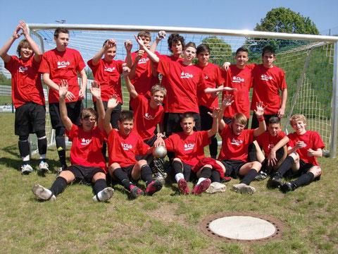 Stadtmeister 2011 bei den C-Junioren: SV Rhenania Bottrop