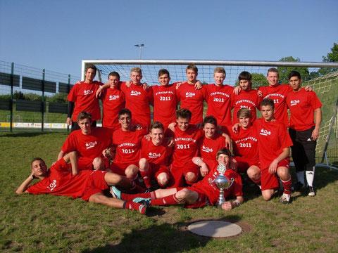 Stadtmeister 2011 bei den A-Junioren: Fortuna Bottrop