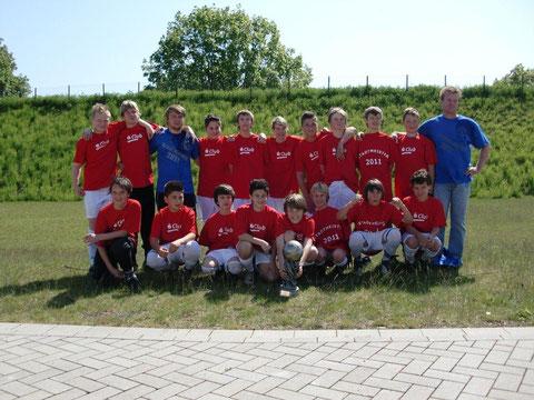 Stadtmeister 2011 bei den D-Junioren: SV Rhenania Bottrop