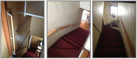 階段手すり