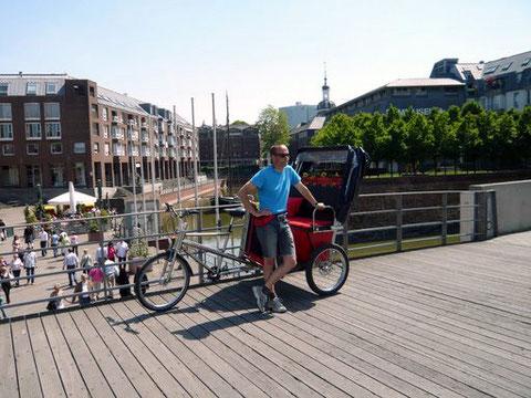 am alten Hafenbecken