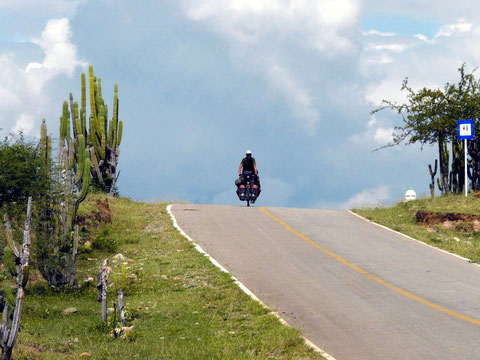 im Südwesten Kolumbiens (bei Neiva)