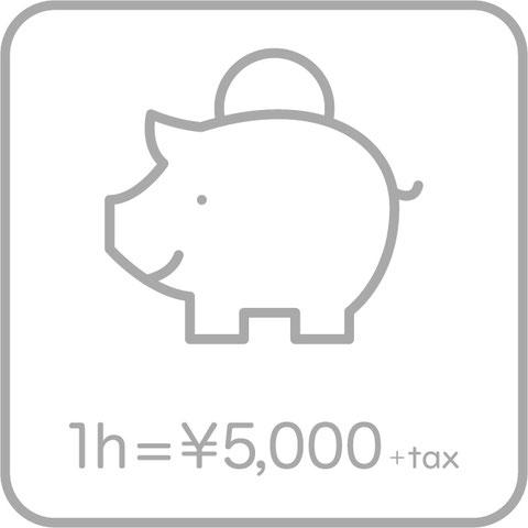 Vectorworks個人レッスンは1時間あたり5千円