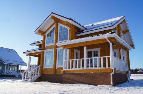 ле шале строительство загородных домов