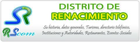 Distrito de Renacimiento - Chiriquí