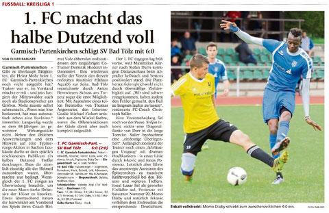 Ga-Pa Tagblatt vom 24.04.2017