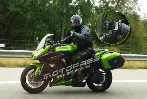 Motopass - porte badge pour motard