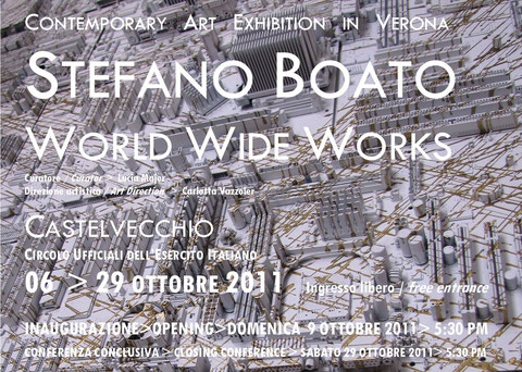 Mostra Verona Castelvecchio 2011