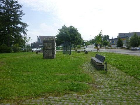Heidenberg Platz am Belgischen Denkmal