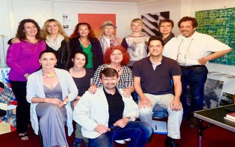 Jahresmitgliederversammlung am  11.06.2016 im Kunstverein ZeitKunst Baden-Baden e.V