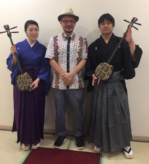 第52回琉球古典芸能コンクール新人賞受賞