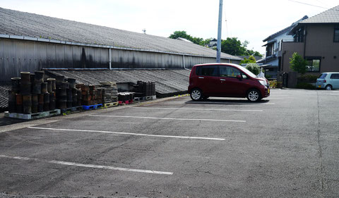 常滑 貸駐車場