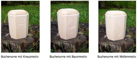 Gutenberger Urne Holzurne