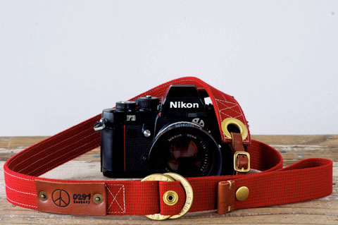 0291factory RINGカメラストラップ
