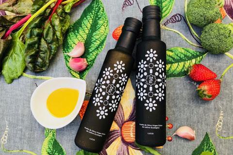 サハリ エキストラバージンオリーブオイル(ルシオ種100%)