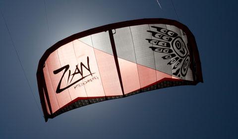 Kitesurfing Zian Tarifa