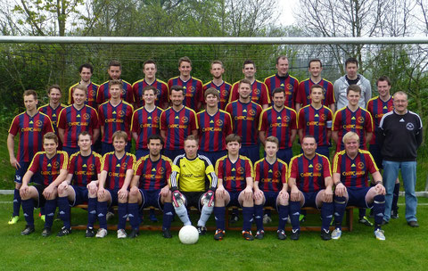 Seniorenmannschaft 2014