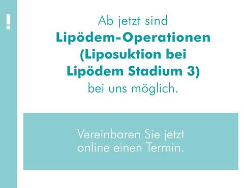 Lipödem-Operationen per Kassenleistungen im MVZ Praxis Dr. Cornely möglich.