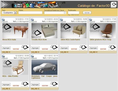 Factor3D en recursosTV