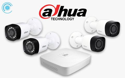 dahua, camaras de seguridad, videovigilancia