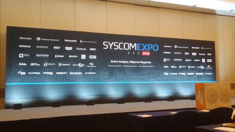syscom expo 2018